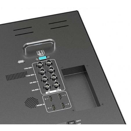 """BM280-12G Lilliput Broadcast LCD Monitor 28"""" 12G-SDI 4K HDMI"""