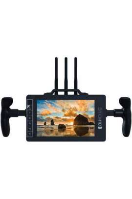 "703 BOLT DIRECTORS BUNDLES - V MOUNT SmallHD Monitor FULL HD 7"" + Ricevitore HD Wireless Integrato + Maniglie - V Mount"