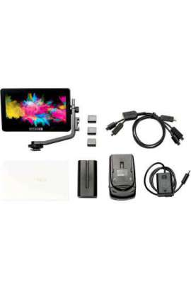 "FOCUS OLED HDMI NPFW50 KIT SmallHD Monitor OLED 5.5"" Sony NP-FW50 KIT batteria"