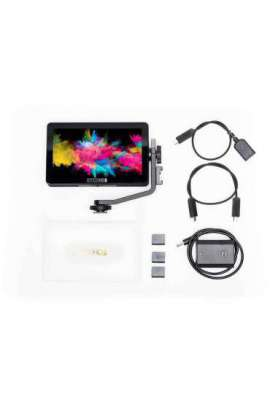 "FOCUS OLED HDMI NPFZ100 KIT SmallHD Monitor OLED 5.5"" Sony A7III, A7RIII, A9 KIT batteria"