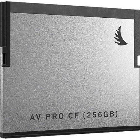 CFast 2.0 AV Pro 128GB Angelbird Memory Card CFast 2.0 da 256 GB