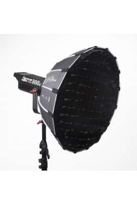 Light Dome Mini II Aputure Fresnel 135.000 lux @ 0,5 m