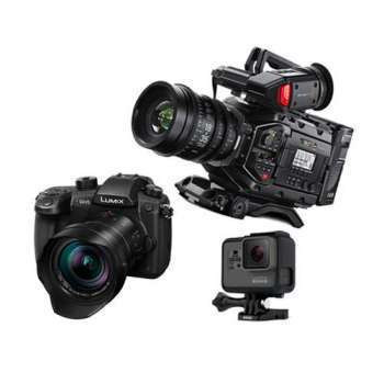 Camcorders e Camere